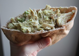 Avocado Chicken Salad   by kissmywhisk