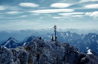 Zugspitze - Summit