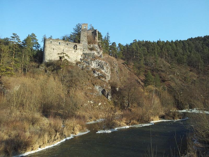 castillo de Eibenstein