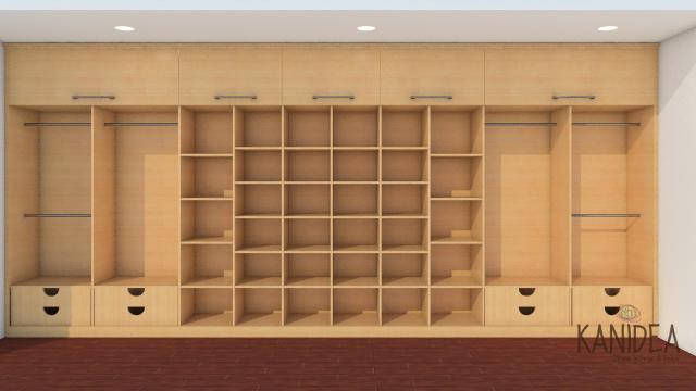 wardrobe design | Design Interior, wardrobe Jakarta ...