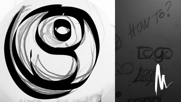 design logo | logo design sketch | MagneziUm Design Studio ...