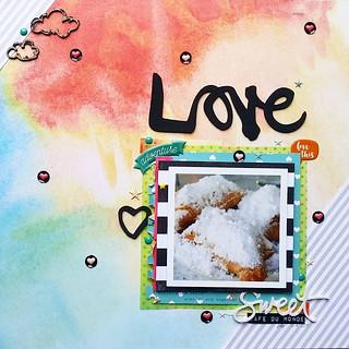 Beignet Love
