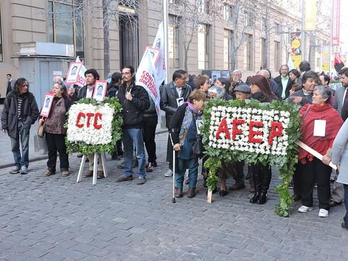 CTC participa en Homenaje a Salvador Allende