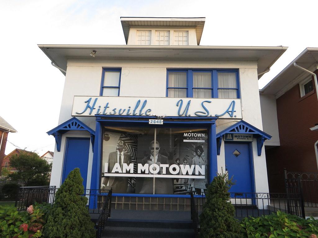 Hitsville U.S.A., Motown Museum, Detroit, Michigan