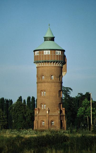 Wasserturm Gaswerk Mariendorf 2003