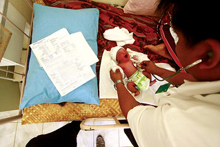 Stronger Health Systems Starts with Stronger Maternal/Child Health