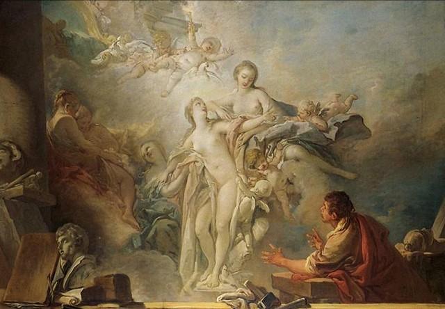 +1767: Pigmalión y Galatea