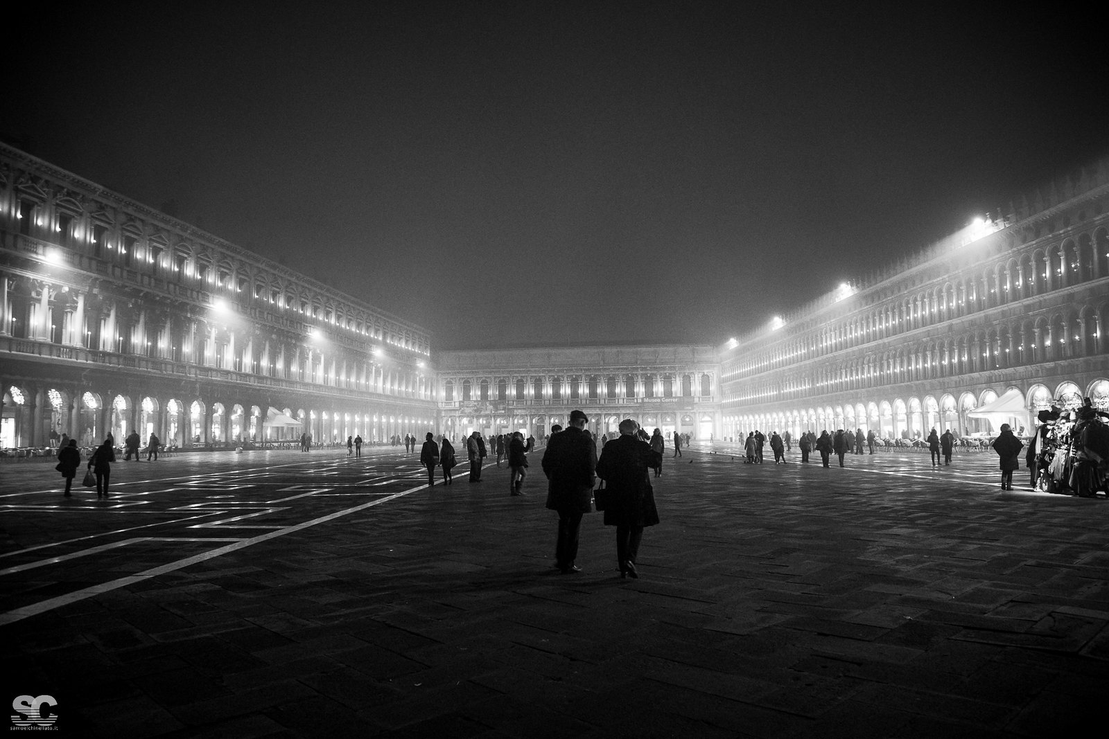 Venice - San Marco by night