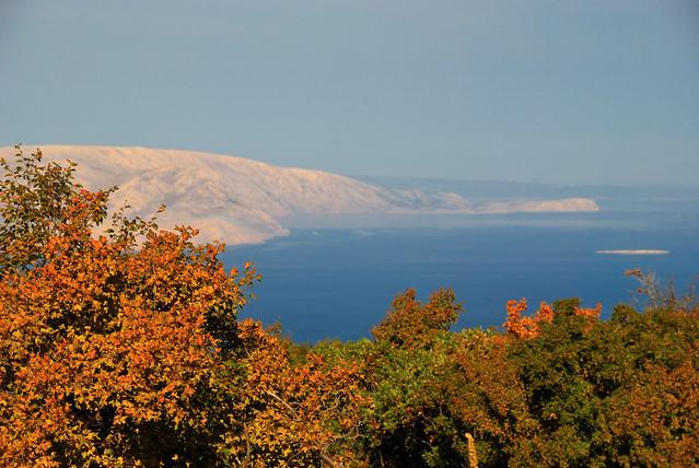 View from Velebit