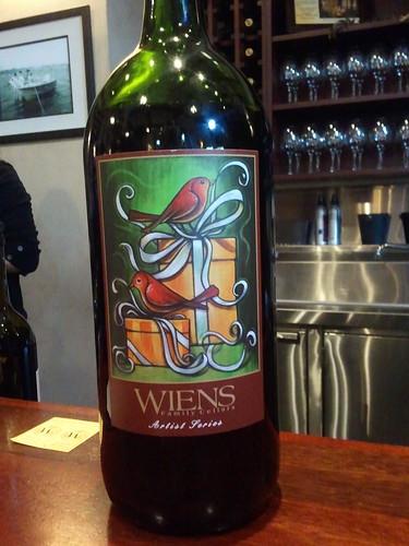 Wiens Winery | by rednikki