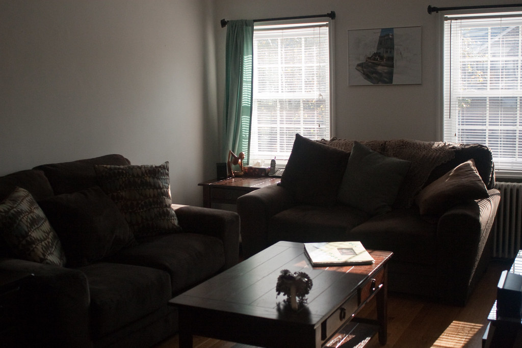 After Move - Living Room | WITH Furniture! Minna St ...