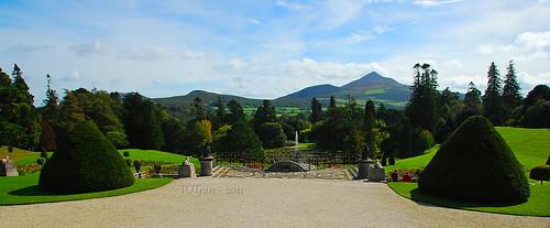 ireland dublin home gardens estate powerscourt powerscourtestate
