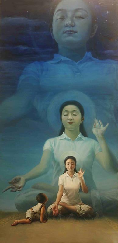第三届华人油画大赛 回归正统美术-3