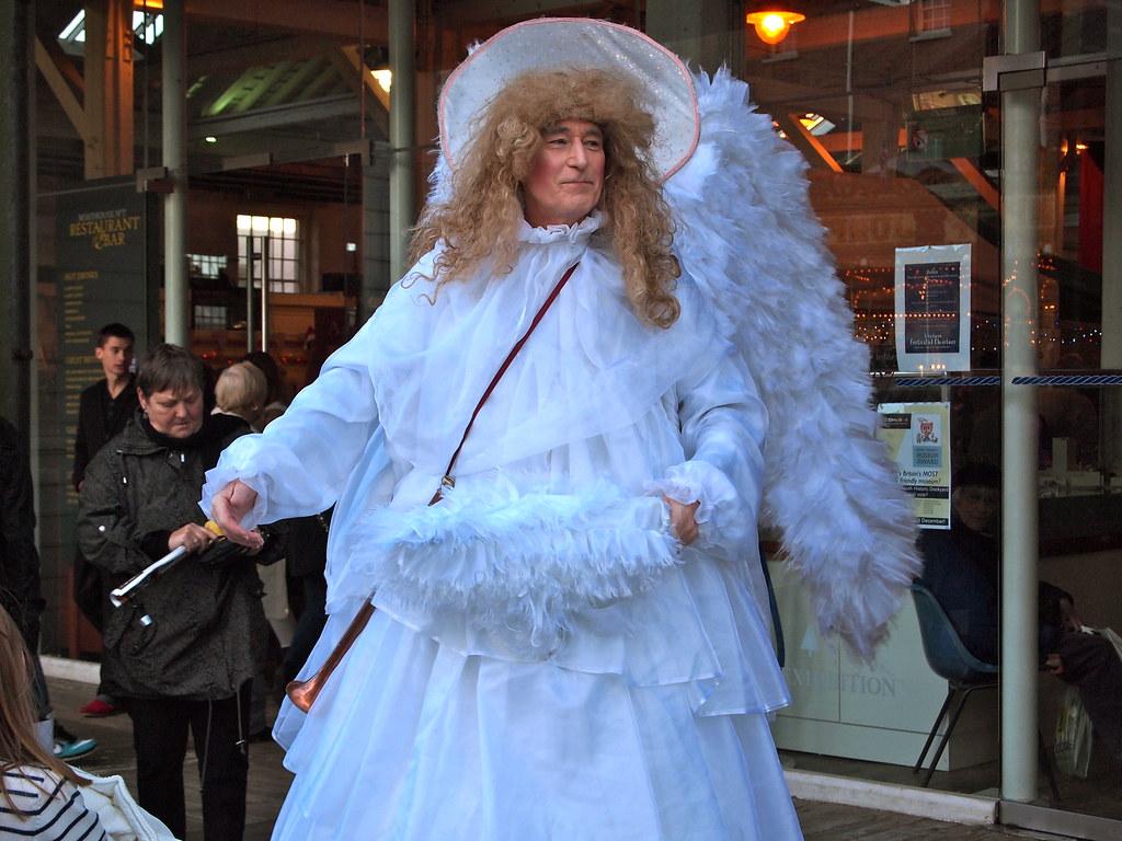 Angel Of Christmas.The Angel Of Christmas Nice Eh Come On You D Lik