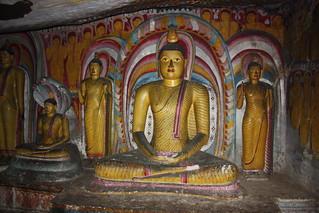 Dambulla, cave V