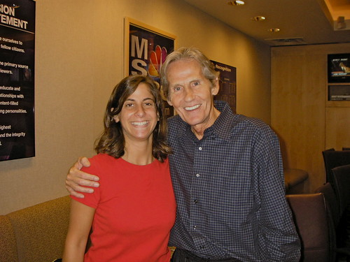 With Levon Helm   by Julie Rubes