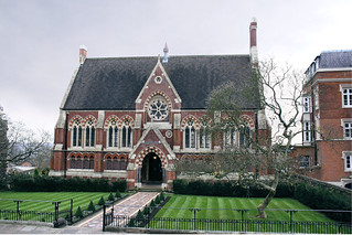 The Vaughan Library, Harrow School | by Robert Cutts
