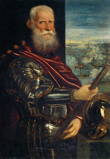 Vienna - Sebastiano Venier, by Tintoretto