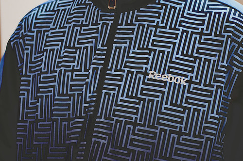 Reebok Maze.