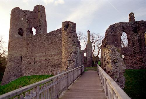 castle film herefordshire olympusom2sp grosmont 35105
