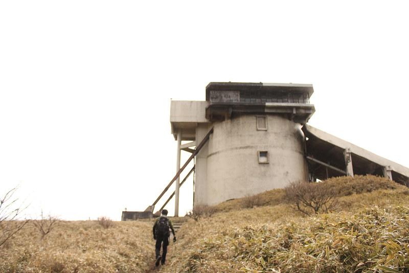 箱根駒ヶ岳ロープウェイ山頂駅