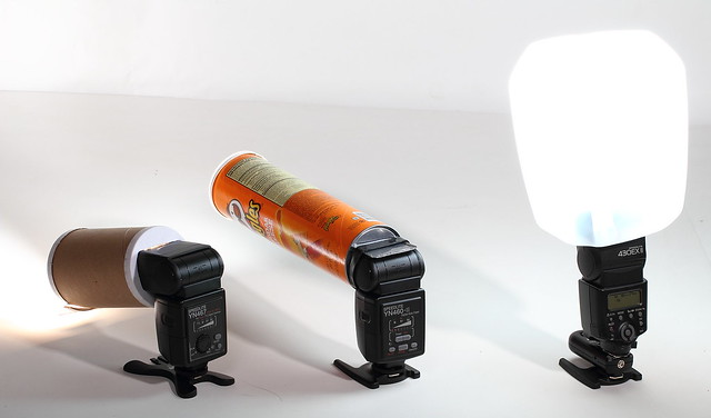 Cheap DIY Light Modifiers