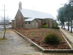 Transfiguration Church grounds 2008