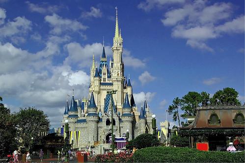 Cinderella's Castle at Walt Disney World   by twg1942
