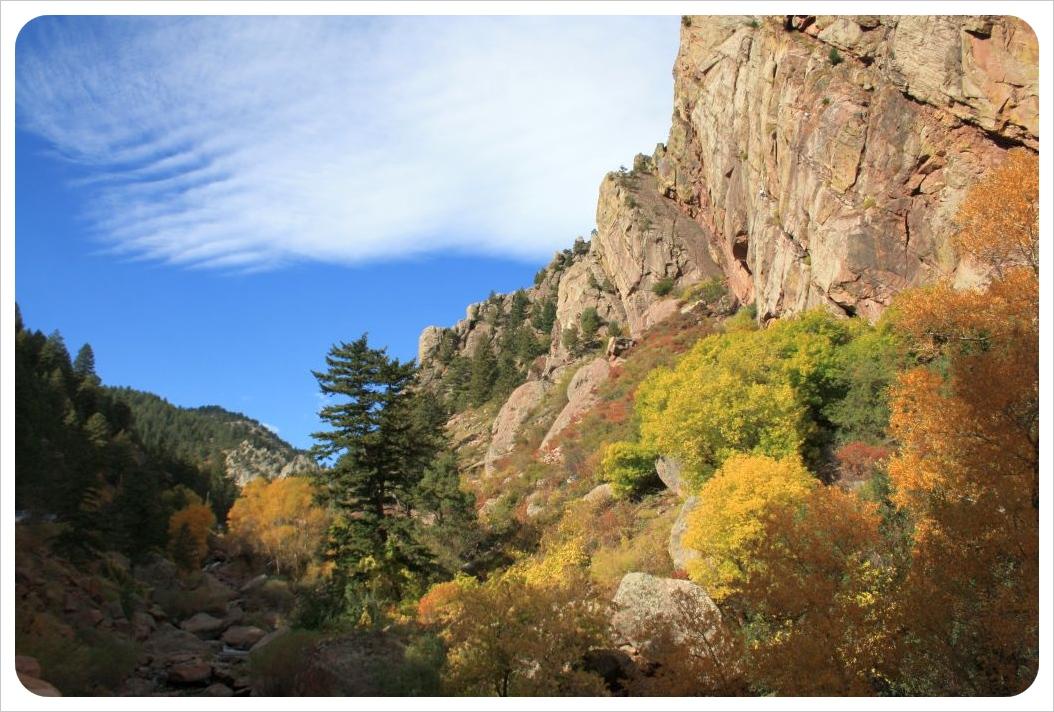 hikes in Colorado Springs