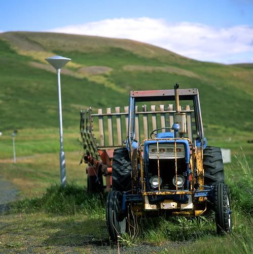 """Image titled """"Ford, Reykjahlíð, Mývatn, Iceland."""""""