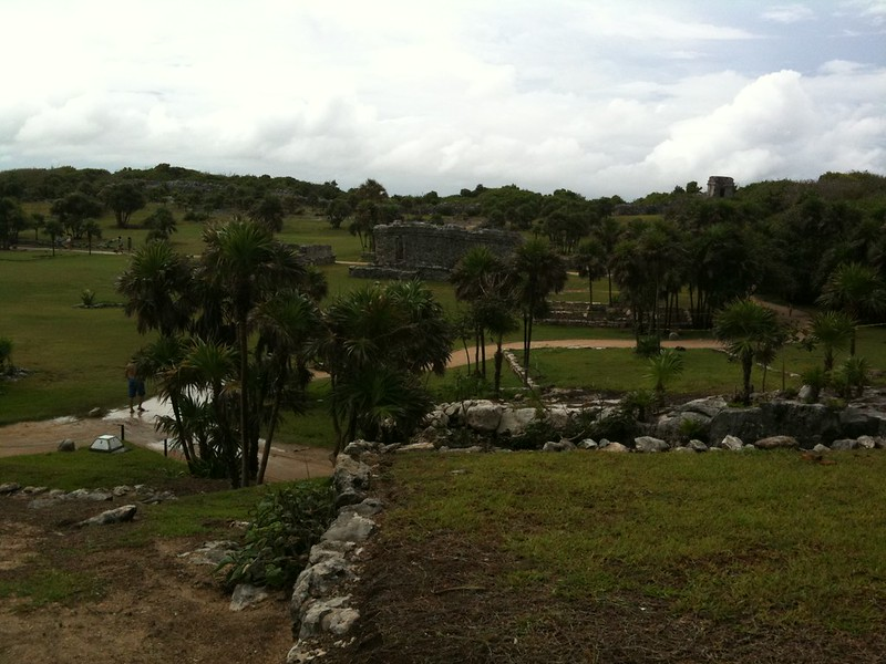 Zona Arqueológica de Tulúm