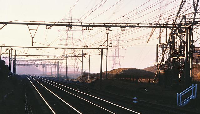 Woodhead Tunnel 01/02/1981