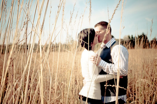 Kiss In The Tall Grass by Jessi Trigg | by mrbesilly