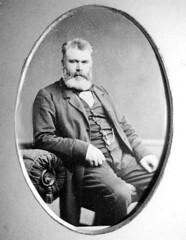 Hon. James Martin, Mayor 1861-64, 1868, 1877-78, and 1887
