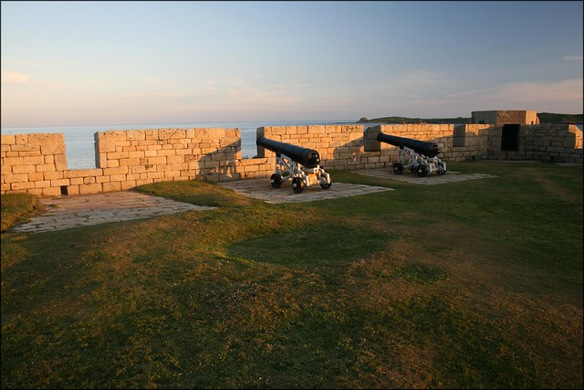 The Woolpack Battery, St Marys, Isles of Scilly