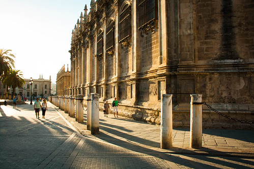 Seville in 2D | by Alexander Savin
