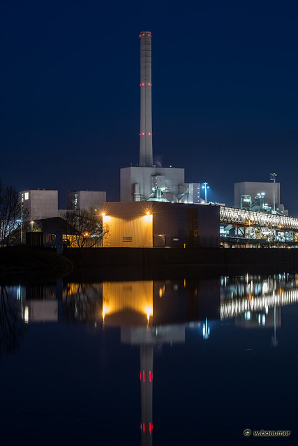 Kraftwerk Westfalen 3