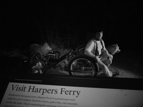 """""""Sightseeing"""" Stop At Harpers Ferry 