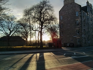 late afternoon, southside   by hockadilly
