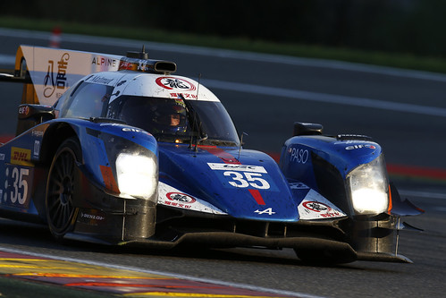 AUTO - WEC 6 HOURS OF SPA 2016 | by TEAM SIGNATECH-ALPINE