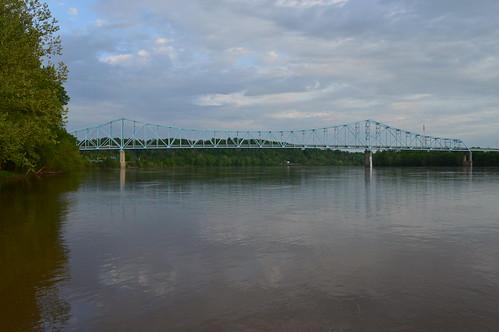 bridge ohio river wv westvirginia ravenswood