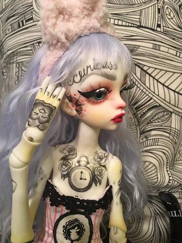 Alice, updated. | by thepaleempressooak