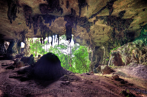 DSC03560v2 - Gua Niah - Painted Cave - Niah National Park (Borneo) | by loupiote (Old Skool) pro
