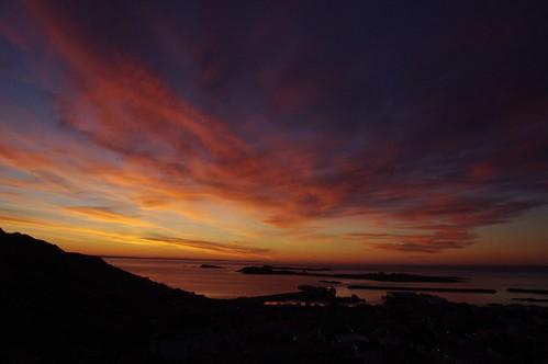 sunrise saintpierreetmiquelon