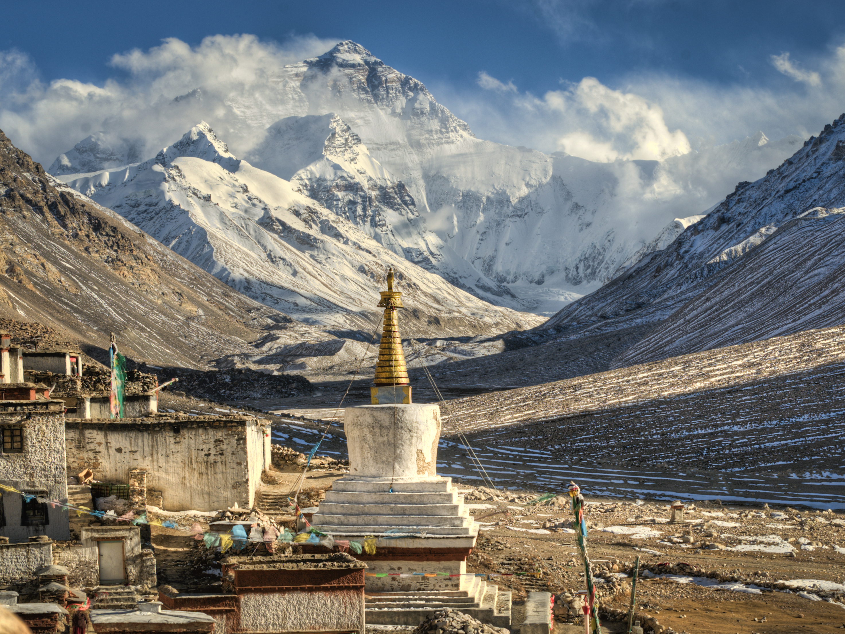 Tibet - Mount Everest