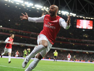 Thierry Henry goal