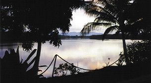 Sierpe Lodge in Corcovado national park (Costa Rica 2000)