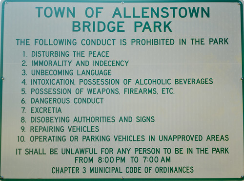 sign liberty town bill funny grim top extreme poor humor over newhampshire first rules nh right civil shit second excessive rotten miserable foul amendment regulation allenstown
