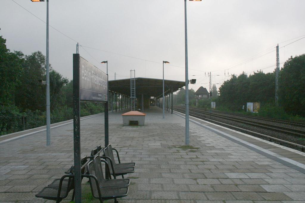 Bahnhof Friedrichshagen