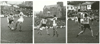 Wellington vs Bristol Rovers (25 May 1974, Basin Reserve, Wellington)